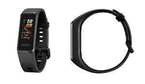 Huawei Band 4 Smartwatch Dummy Attrappe - Requisit, Deko, Ausstellung, Muster