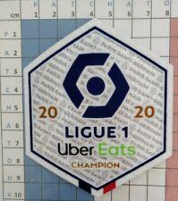 France Patch badge Ligue 1 maillot de foot du Paris.SG Champion 20 Mbappé