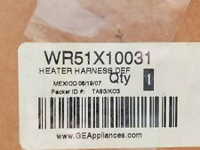 WR51X10031 - Defrost Heater with Thermostat Refrigerator