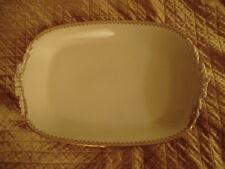 Antique/Vintage J. Pouyat Limoges France  China Platter