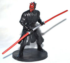 Disney Store Authentic DARTH MAUL FIGURINE Cake TOPPER STAR WARS Sith Lord NEW