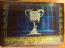 Artbox Harry Potter 3D  Series 1 #64 Triwizard Cup