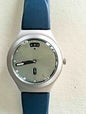 """SWATCH WATCH """"EXTRADOS""""(AQUA) YGS7008 RARE NEW COLLECTABLE GREAT GIFT NIB MINT"""