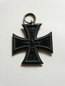 Genuine German WW1 IRON CROSS MEDAL 2nd Class. Eisernes Kreuz. EKII. Magnetic
