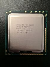 Intel Xeon E5620 / 4x 2,40 GHz / SLBV4  Quad-Core 2.4 2,4 2.40