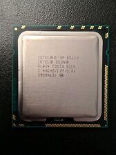 Intel xeon e5620/4x 2,40 GHZ/slbv 4 quad-core 2.4 2,4 2.40