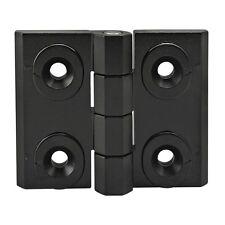 80/20 Inc 15, 40 Series Die-Cast 4 Hole-Adjustable Hinge, Vertical Part #12069 N