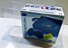 1 Console Box Protector For SEGA SATURN MODEL 2     Please Check Your Size!