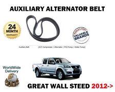 Per GREAT WALL STEED 5 2.0DT GW4D20 4X4 2012 -- > NUOVO ALTERNATORE ARIA CONDIZIONATA Pas Cintura