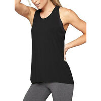 Women Fitness Tank Top Running Vest Casual Gym Yoga Sleeveless Sports Shirt S