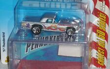 HOT WHEELS '57 Ford Thunderbird Pennsylvania Connect Display Case T-Bird