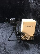 1080P Full HD USB Webcam for PC Desktop & Laptop Web Camera with Microphone