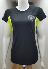 NEW Official Manchester City FC Sports T-Shirt, Black - Size 10