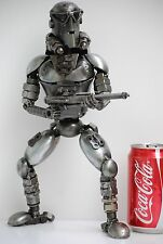 METAL ART SCULPTURE COOL GIFT FOR GROOMSMEN UNIQUE GIFT FOR CHRISTMAS Trooper(A)