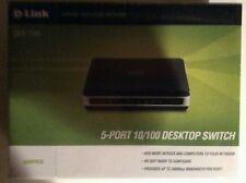 D-Link  DES (DES1105) 5-Ports External Switch