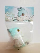 RABY BY YOYO YEUNG X UNBOX INDUSTRIES Raby Blue Arttoy Sofubi Figure