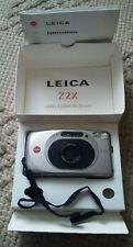 Leica Z2X 35mm Point & Shoot Film Camera 35-70mm Vario Elmar Lens!