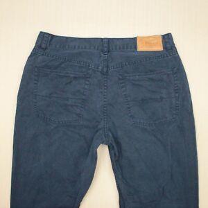Polo Ralph Lauren 650 Straight Jeans Men's Size 32 X 32 Blue Pants