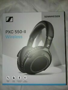 Sennheiser PXC 550 II Wireless Noise Cancelling Headphones