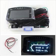 5in1 Multifunction Car LCD Digital Oil Pressure+Volt+Water Temp+Fuel+Tacho Guage