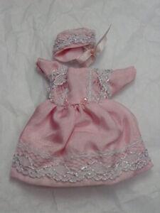 "Heidi Ott  Dollhouse Miniature 1:12 Scale Toddler  2"" clothes outfit #XZ855"