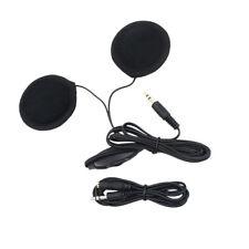 Motorcycle Bike Sooter Helmet Speaker Earphone 3.5mm Plug for MP3 MP4 Player