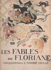 Fables de Florian illustrées par André Hellé, 1948