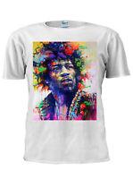 Jimi Hendrix Music Legend T Shirt Trendy Tee Men Women Unisex XMas Gift M797