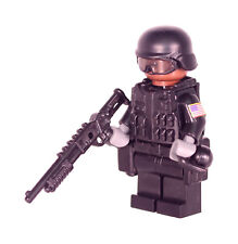 R6S FBI Defender Castle Custom Rainbow Six Siege Minifig made with real LEGO®