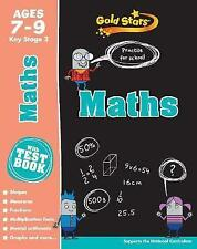 Gold Stars Maths Ages 7-9 Key Stage 2 by Parragon Books Ltd (Mixed media product, 2014)