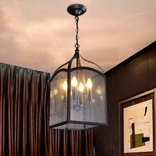 Kitchen Pendant Light Bar Lamp Vintage Ceiling Lights Large Chandelier Lighting