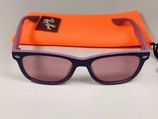 df0528c8321bf New Ray-Ban Junior KIDS RJ9052S 179 84 Lavender   Pink Sunglasses 47mm with