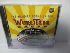 THE MAGICAL SOUND OF THE WURLITZER ORGAN ~ 1995 ~ NEW SEALED CD
