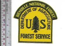 National Forest USFS Mississippi Bienville National Forest US Forest Service For