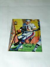 95 Upper Deck SP Drew Bledsoe - New England Patriots Auto Card #94/98 BAF90727
