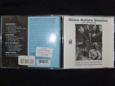 CD BLUES BEFORE SUNRISE LIVE / VOLUME ONE / RARE /