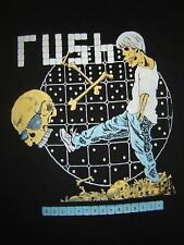 Vintage Concert T-SHIRT RUSH 91 NEVER WORN NEVER WASHED  ROLL THE BONES