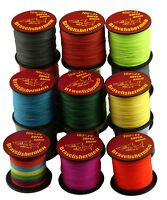2018 100-1000M 4 Stands PE Braided Extreme Super Strong Spectra Sea Fishing Line
