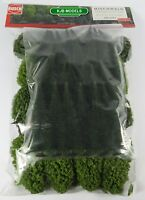 BNIB OO / HO BUSCH 6491 50 MIXED FOREST TREES WITH ROOTS - MODEL RAILWAY SCENERY
