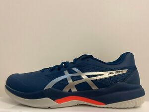 Asics Gel Game 8 Mens Tennis Shoes UK 8 US 9 EUR 42.5 REF 2706~