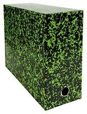 Exacompta 89823e boite Transfert Annonay 12 cm Vert