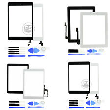 Touch Screen Digitizer Replacement +Tools for iPad 2/3/4/5/air/mini,1,2,3,4 US