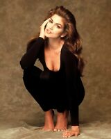 Cindy Crawford Glossy 8X10 Photo Print M21