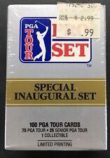1990  Pro Set PGA Tour (101 card set) New factory set still in Shrink Wrap