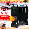 Warmtoo All In One 12V 8KW Diesel Air Heater w/LCD Monitor for Car Trailer 2020