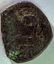 Ancient Byzantine coin image of Jesus Christ 9.3 grams
