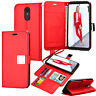 For LG Stylo 4 Phone Case Leather Flip Wallet Fold Protective Cover Book Magnet