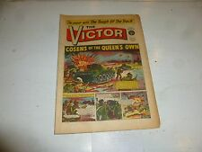 VICTOR Comic - Issue 241 - Date 02/10/1965 - UK Paper Comic