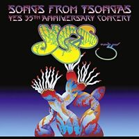 YES - SONGS FROM TSONGAS-35TH ANNIVERSARY CONCERT 3 CD NEU