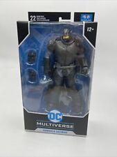 "DC Multiverse Dark Knight Returns Armored BATMAN 7"" Figure Brand New"